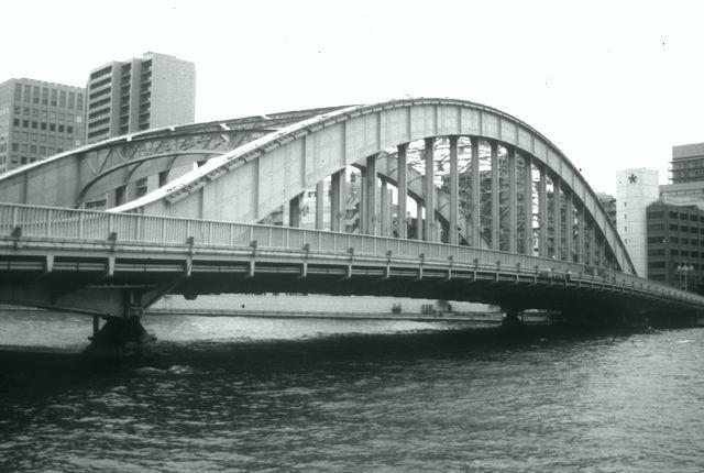 帝都を飾るツイン・ゲイト(永代橋、清洲橋) 帝都を飾るツイン・ゲイト(永代橋、清洲橋)のパスファ