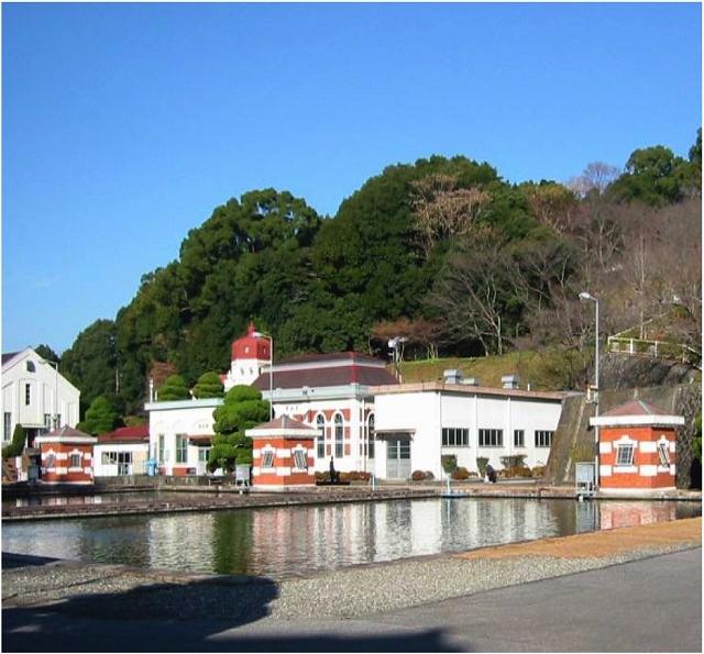 旭浄水場の一連の歴史的施設群 | 土木学会 選奨土木遺産