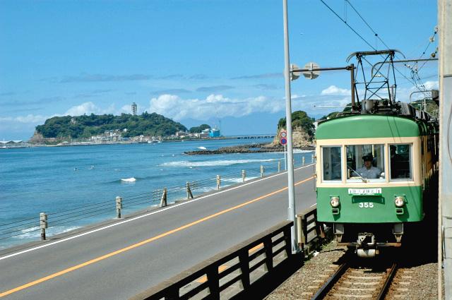 電鉄 江ノ島