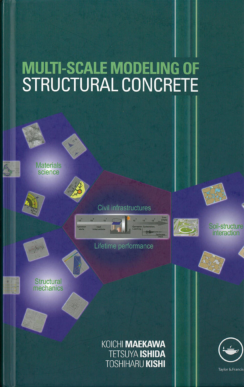 Multi-Scale Modeling of Structural Concrete 表紙イメージ